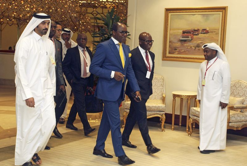 Image result for kachikwu amongst saudis