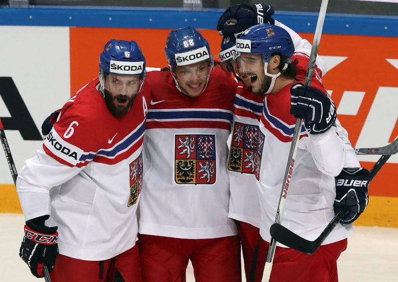 фото игроков сборной чехии по хоккею пути