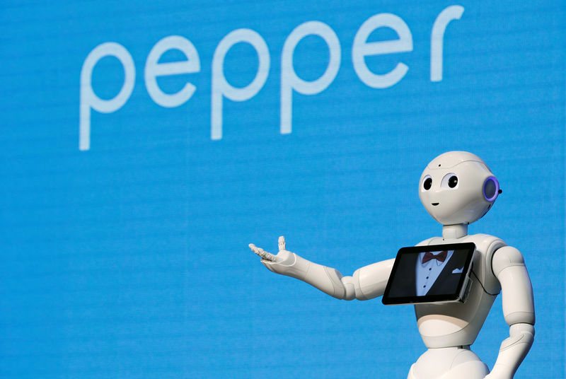 SoftBank's robot Pepper to be rolled out in Taiwan later this year
