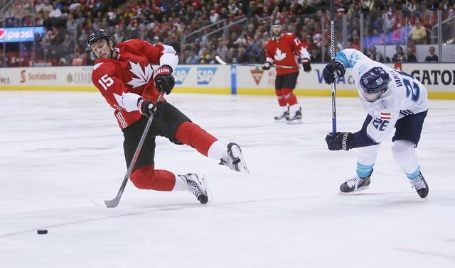 этом разделе хоккей канада европа результат (Завоевание или