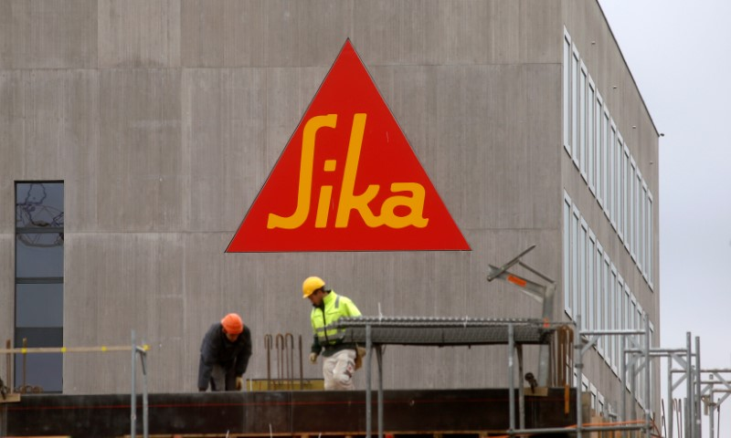 Sika expects Friday ruling in St. Gobain takeover case