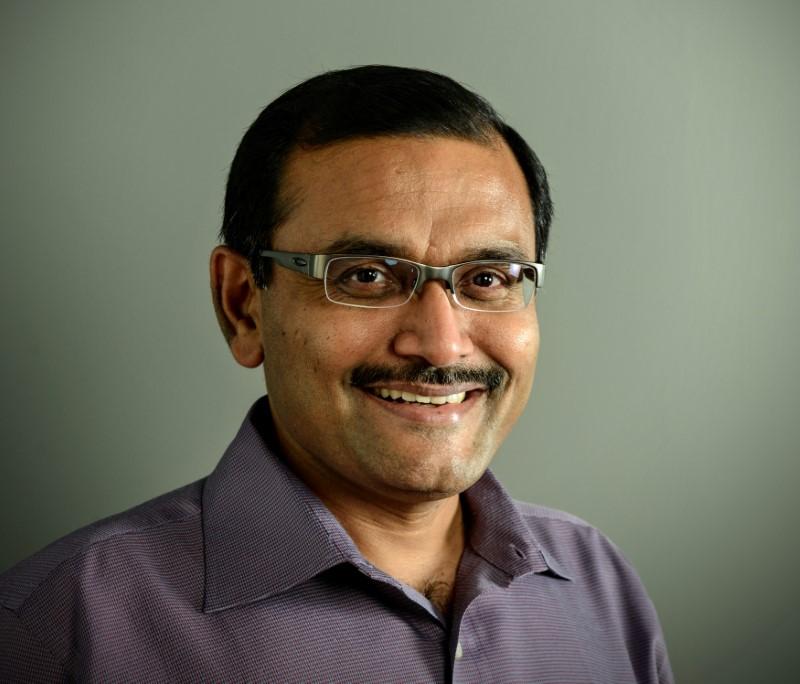 © Reuters. SoftBank managing director Deep Nishar
