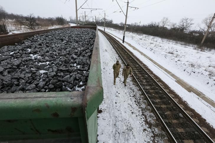 Россия признала, что уголь из Донбасса идет на экспорт транзитом через ее территорию