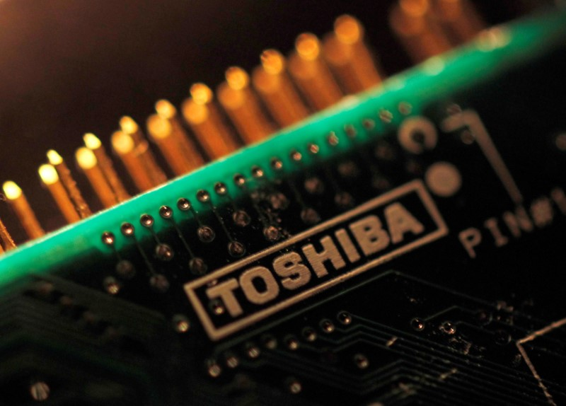 Western Digital group to offer $17.4 billion for Toshiba chip unit: sources