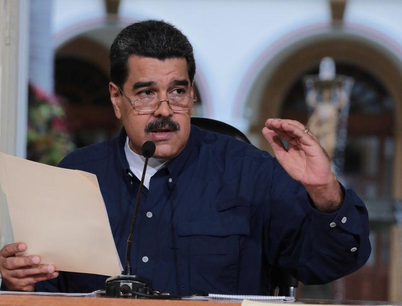 Trump slaps sanctions on Venezuela; Maduro sees effort to force default