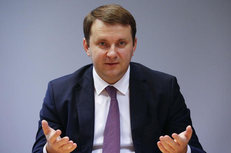 ПРЯМАЯ РЕЧЬ-Высказывания министра экономики Максима Орешкина на Саммите Рейтер