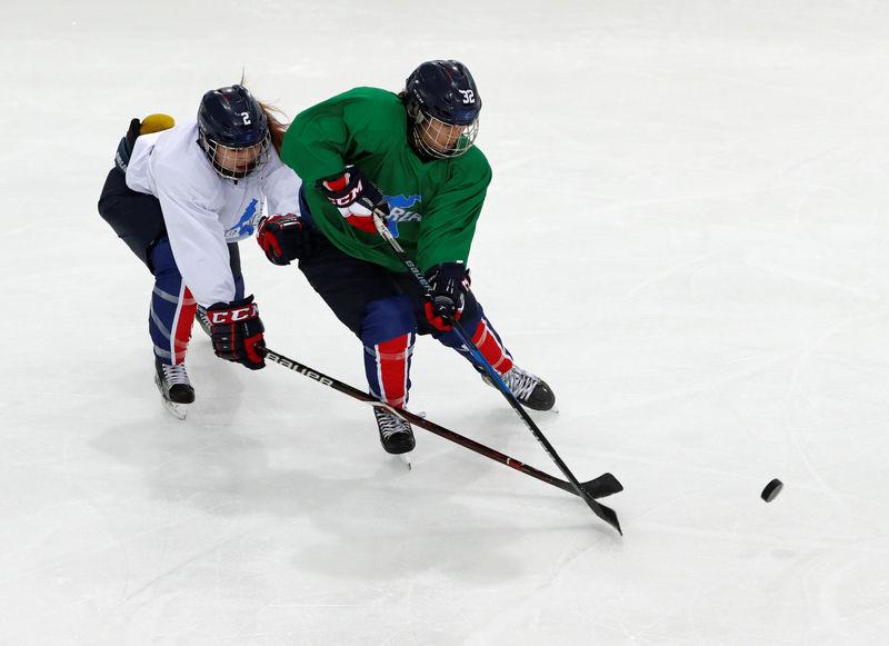 © Reuters. FILE PHOTO: Pyeongchang 2018 Winter Olympics