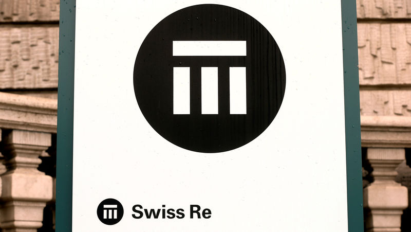 Swiss Re Rules Out Capital Hike For Any Softbank Deal By Reuters