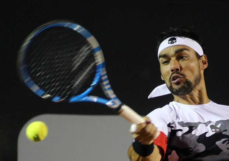 © Reuters. ATP 500 - Rio Open