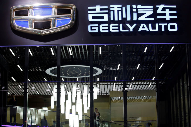 Image result for Geely covets Daimler tech with $9 billion stake, shares surge