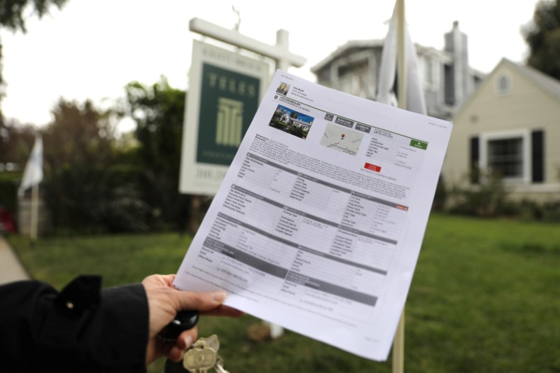U.S. house prices to rise on strong demand and shortage of homes