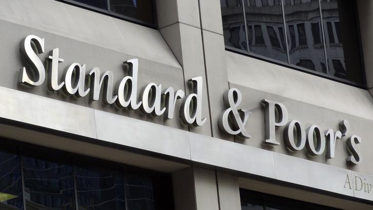 © Reuters. Офис Standard and Poor's в Нью-Йорке