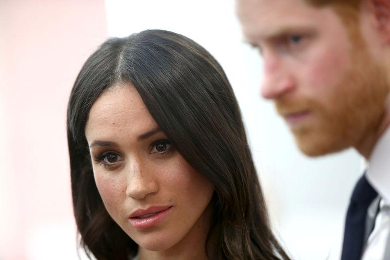 © Reuters. El padre de Meghan Markle eclipsa la boda de su hija con el príncipe Enrique