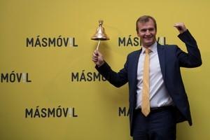 © Reuters. Directivos de Másmovil venden el 2,4% del capital por 57,2 mlns