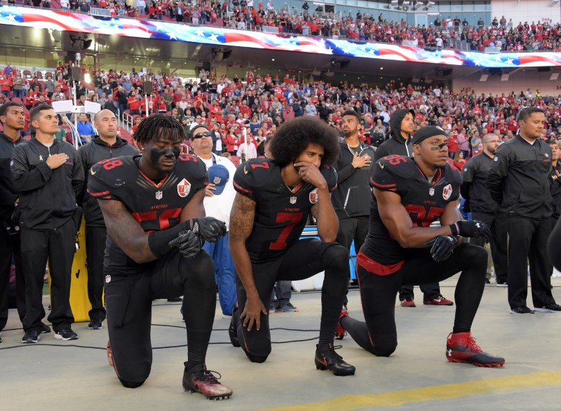 NFL, players agree to $90 million social justice pact