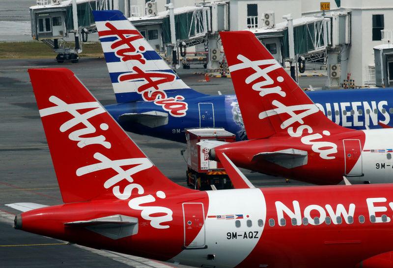 Malaysia's AirAsia quarterly profit up 85 percent, a record high