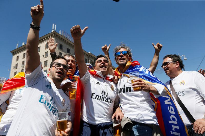 Datos clave de la final de la Liga de Campeones- Real Madrid vs ...