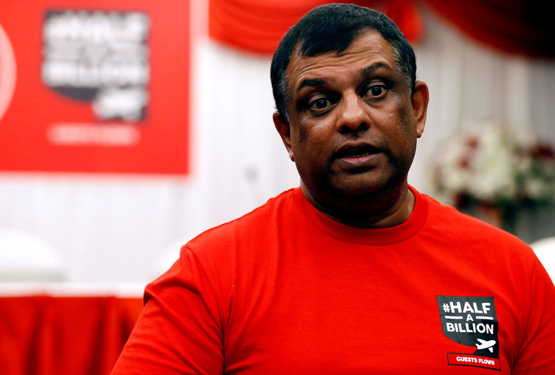 AirAsia shares slide as probe puts India unit IPO, expansion at risk