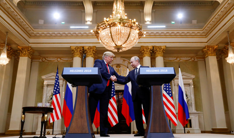 New sanctions leave Russia debt holders less sure of Trump's help