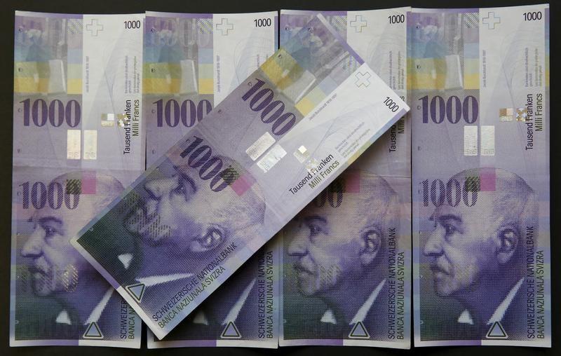 Schweiz rechnet 2019 mit Haushaltsüberschuss von 1,26 Mrd Franken ...