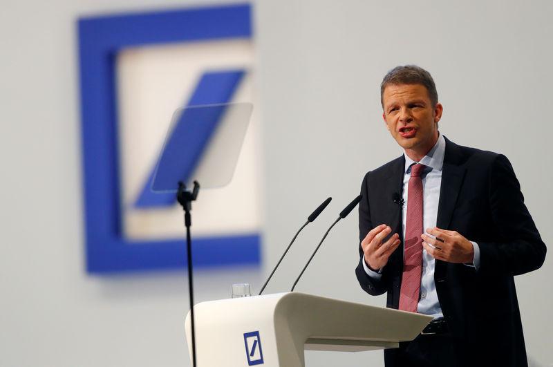 Deutsche-Bank-Chef - Investor Katar wichtiger Partner beim Konzernumbau