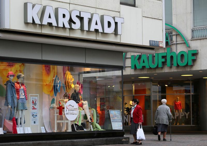 Hudson's Bay et Signa fusionnent Kaufhof et Karstadt