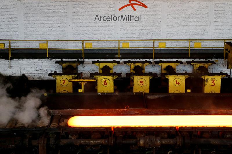Arcelor pénalisé après son offre améliorée sur Essar Steel