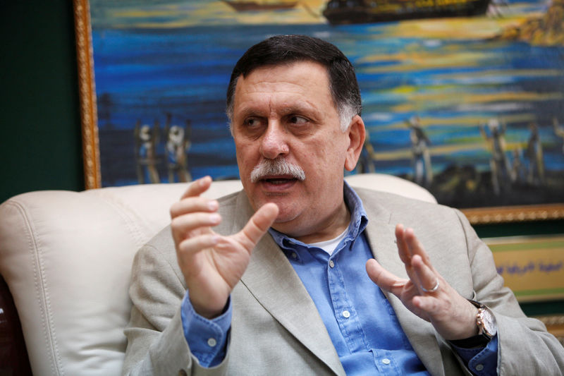 Image result for Libya's PM says conditions for elections not yet ripe