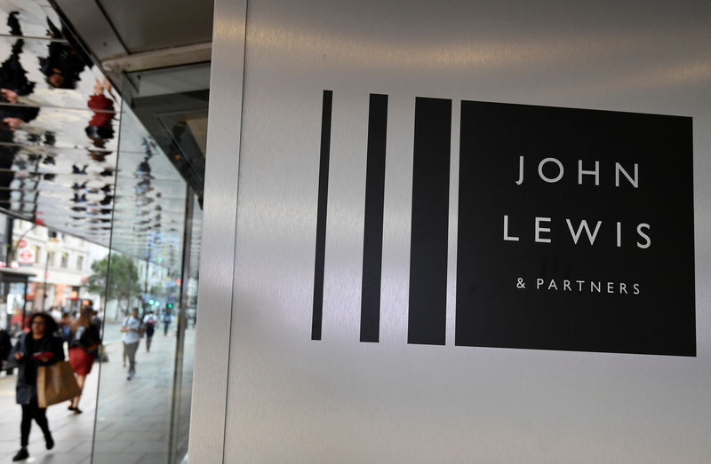 John lewis profit evaporates after price squeeze on uk high street file photo branding and signage is seen at the john lewis and gumiabroncs Image collections