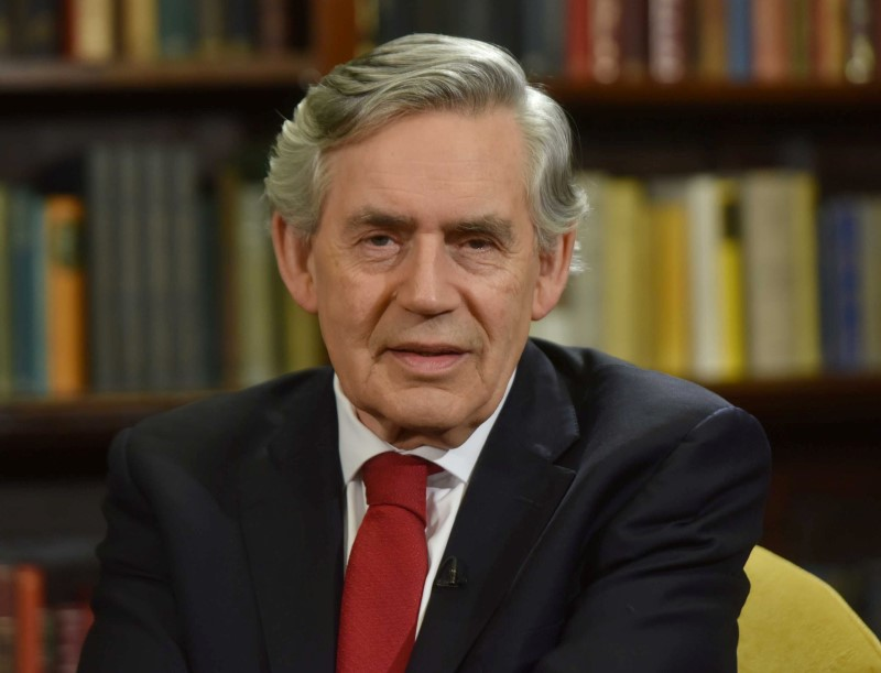 Are We In Danger Of Sleepwalking Into >> World is sleepwalking toward another financial crisis, former UK PM Brown warns By Reuters