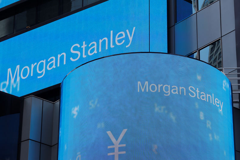 Morgan Stanley to offer bitcoin swap trading - Bloomberg