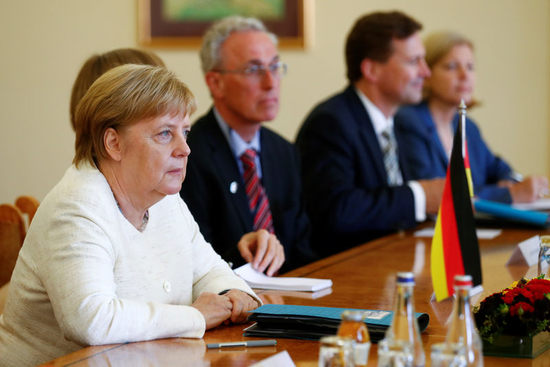 Image result for Berlin: No comment on reports Merkel has lost confidence in top spy