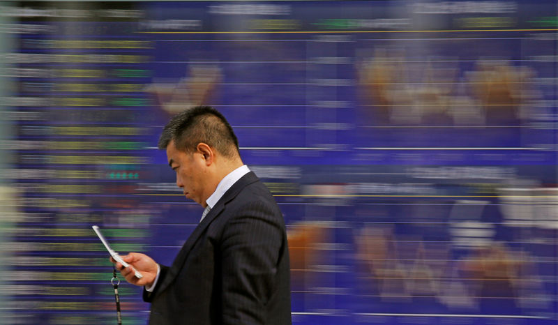 Asian stocks extend recovery as trade worries take back seat