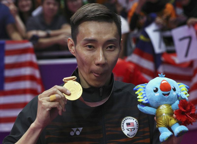 Image result for Former Badminton World Number One Lee Chong Wei Diagnosed with Nose Cancer