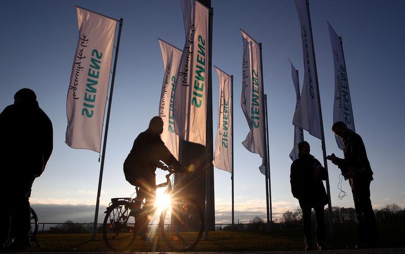 Siemens nears multi-billion euro deal in Iraq - Handelsblatt