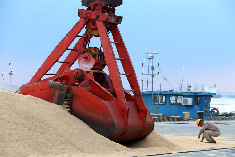 Crop chop – China Shuns U.S. Soybeans Amid Trade War, Turns to Brazil