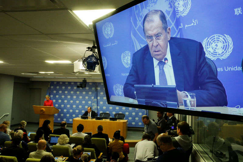 Lavrov notes Trump blamed China, not Russia, for U.S. election meddling