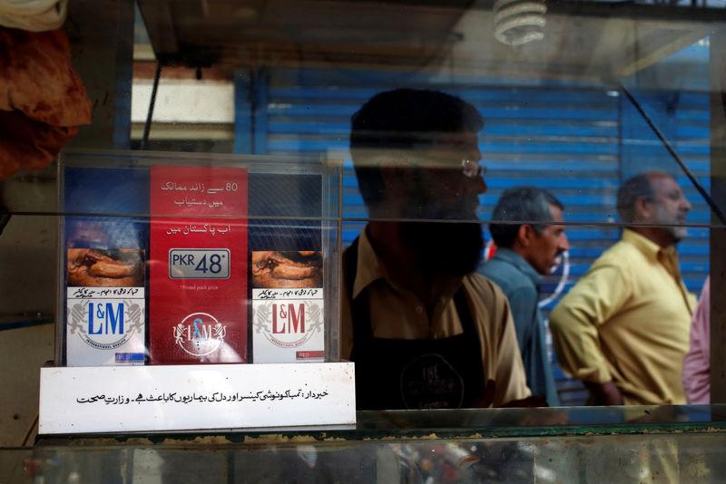Philip Morris sues South Korea over e-cigarette info disclosure