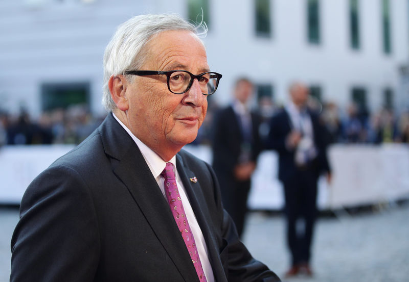 British seem to think the EU is quitting the UK - Juncker