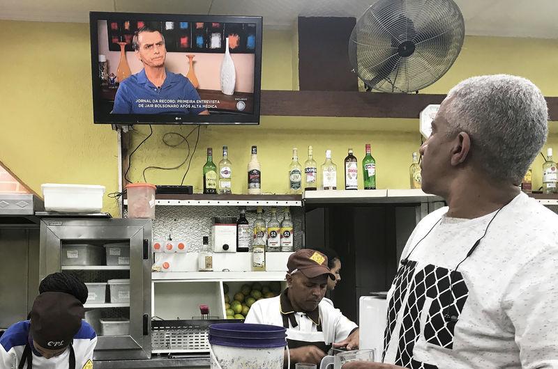 Brazil front-runner Bolsonaro misses last presidential ...