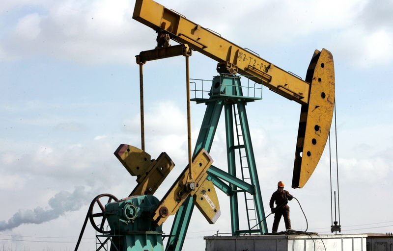 Oil prices rise on Saudi tensions; demand outlook drags