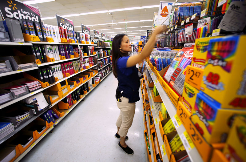 U.S. retail sales increase less than expected in September