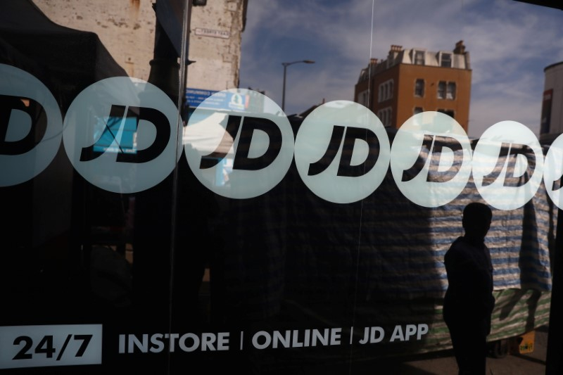 Long-serving JD Sports CFO Small to retire from role