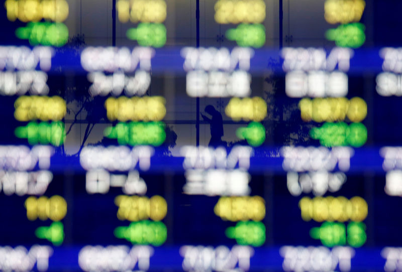 Asia shares echo Wall Street cheer, China more muted