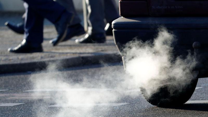 Les parlementaires de l'UE favorables à une réduction de 35% du Co2 automobile