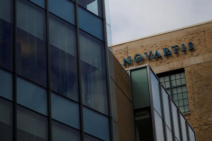 Pharmakonzern Novartis traut sich mehr Umsatzwachstum zu