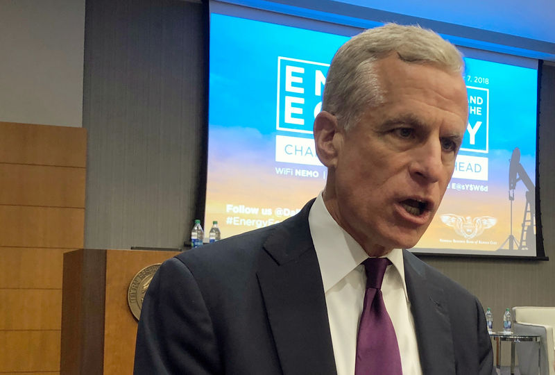 Fed's Kaplan sees two-three more rate hikes to hit 'neutral' level