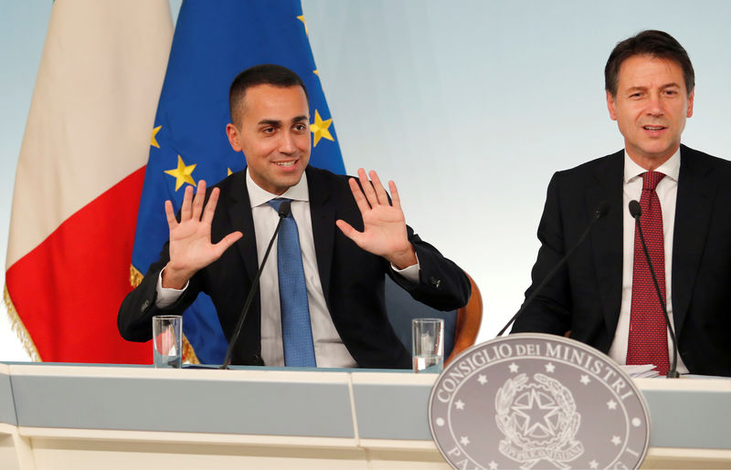 Italy's coalition partners meet to patch up tax amnesty row