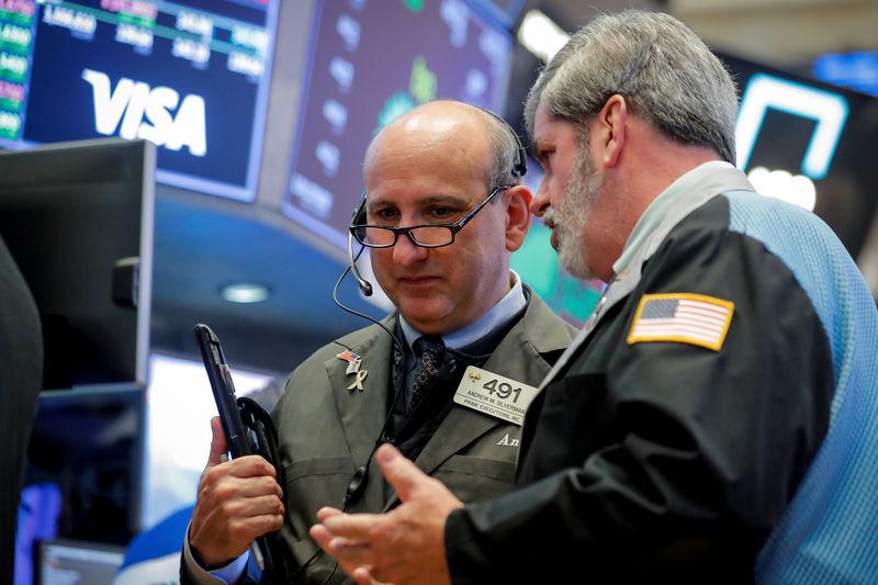 الأسهم الأمريكية تفتح على ارتفاع