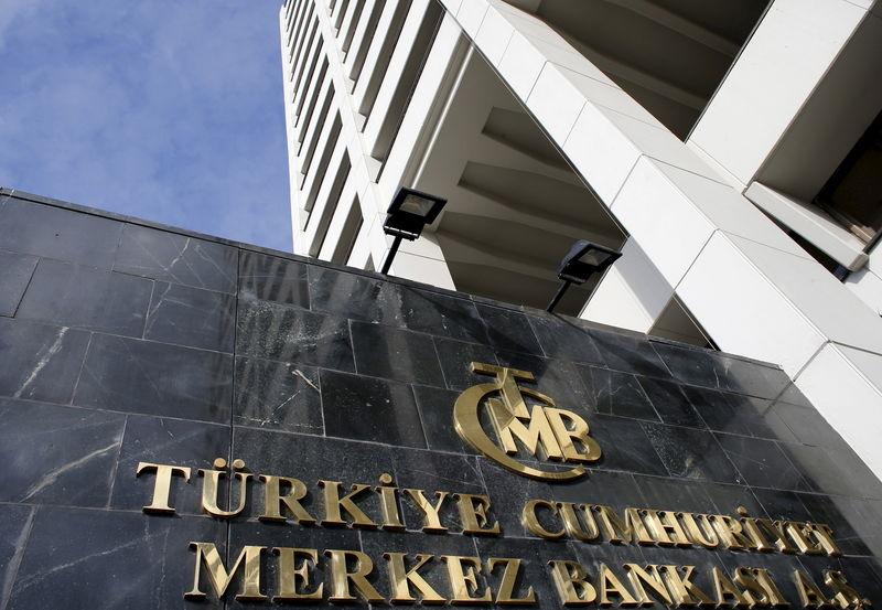 ЦБ Турции сохранил ставку на уровне 24%